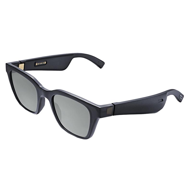 Bose Frames Alto Low Bridge Wireless Audio Sunglasses (831744-0100, Black)_1