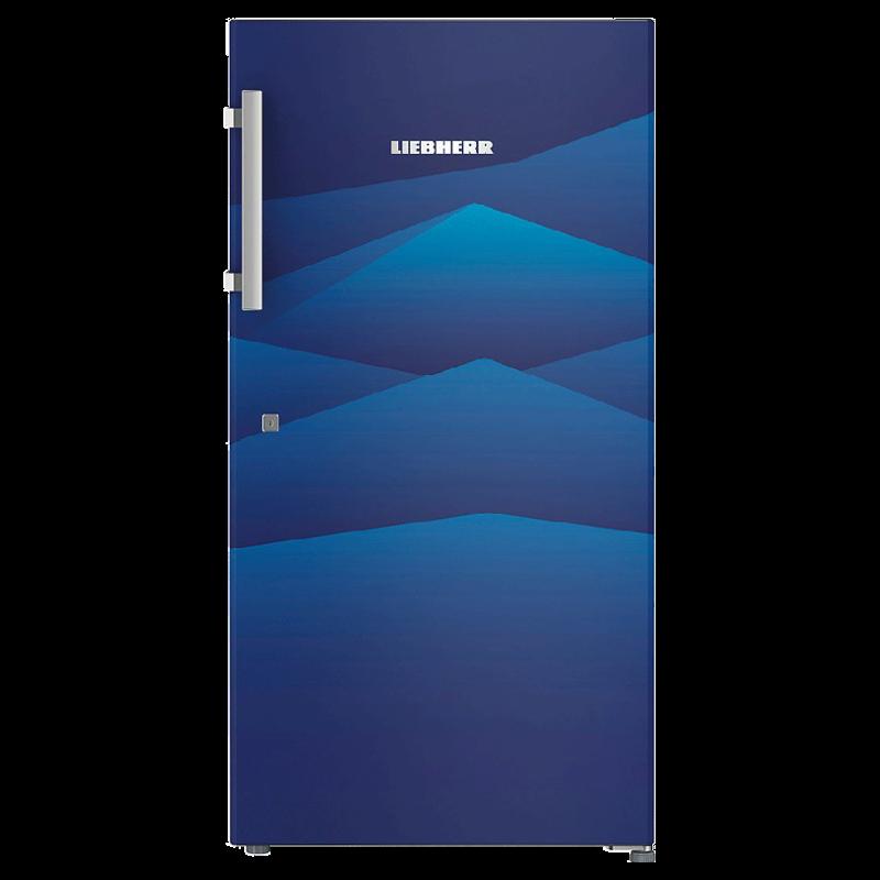 Liebherr 220 Litres 4 Star Direct Cool Single Door Refrigerator (Spice Boxes, Db 2240, Blue Landscape)_1