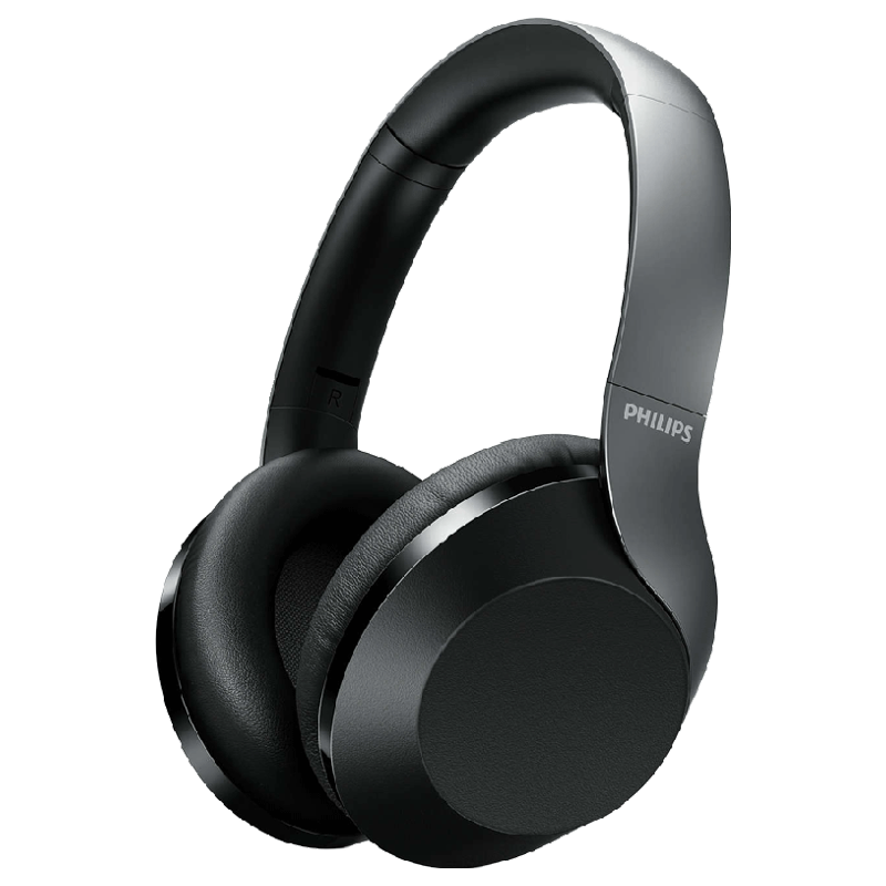 Philips Wireless Bluetooth Headphones (TAPH805, Black)_1