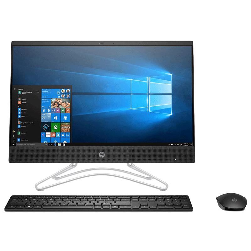HP Pavilion 22-c0114in Core i3 9th Gen Windows 10 All-in-One Desktop (8 GB, 1 TB HDD, 54.61 cm, Jet Black)_1
