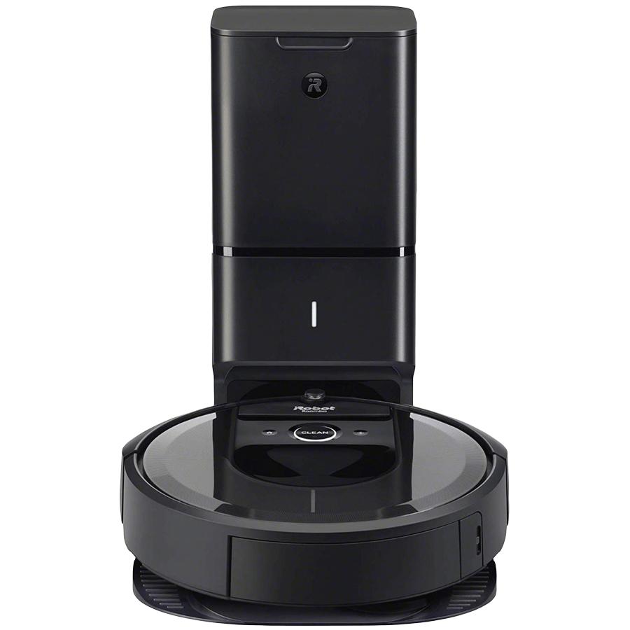 iRobot Roomba Robotic Vacuum Cleaner (i7 Plus i7558, Black)_1