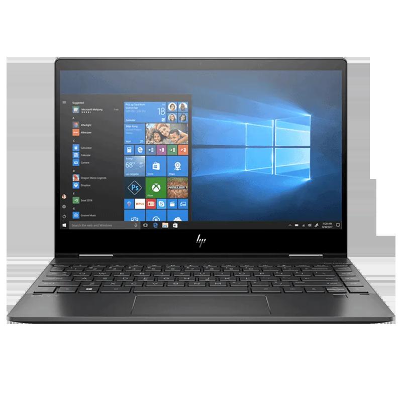 HP Envy x360 13-ar0118au (9FM75PA#ACJ) Ryzen 5 3nd Gen Windows 10 Home Laptop (8 GB RAM, 512 GB SSD, AMD Radeon Vega 8 Graphics, 33.78cm, Black)_1