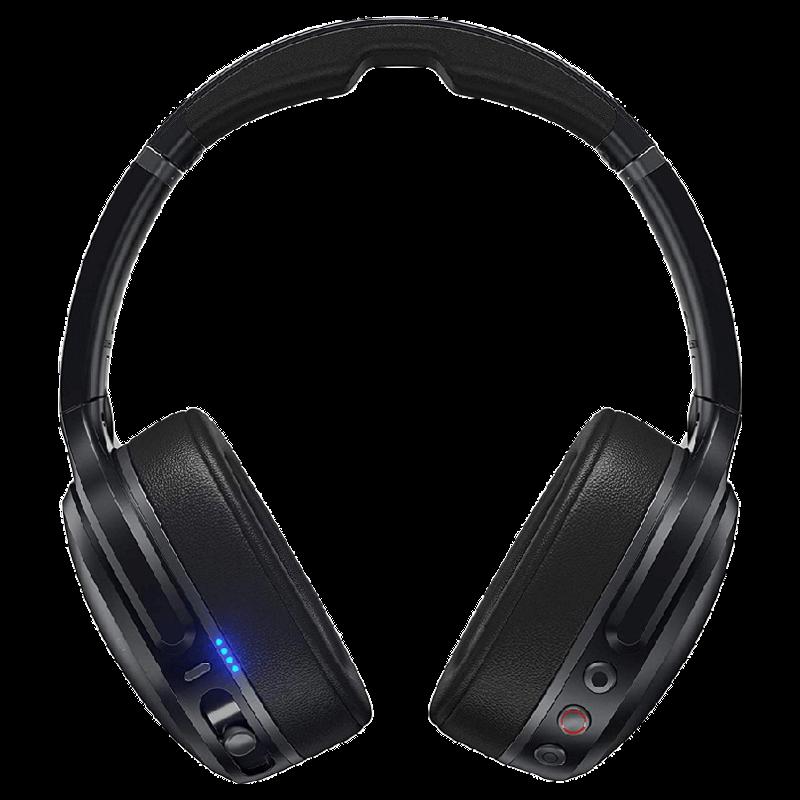 Skullcandy Crusher Active Noise Cancellation Headphones (S6CPW-M448, Black)_1