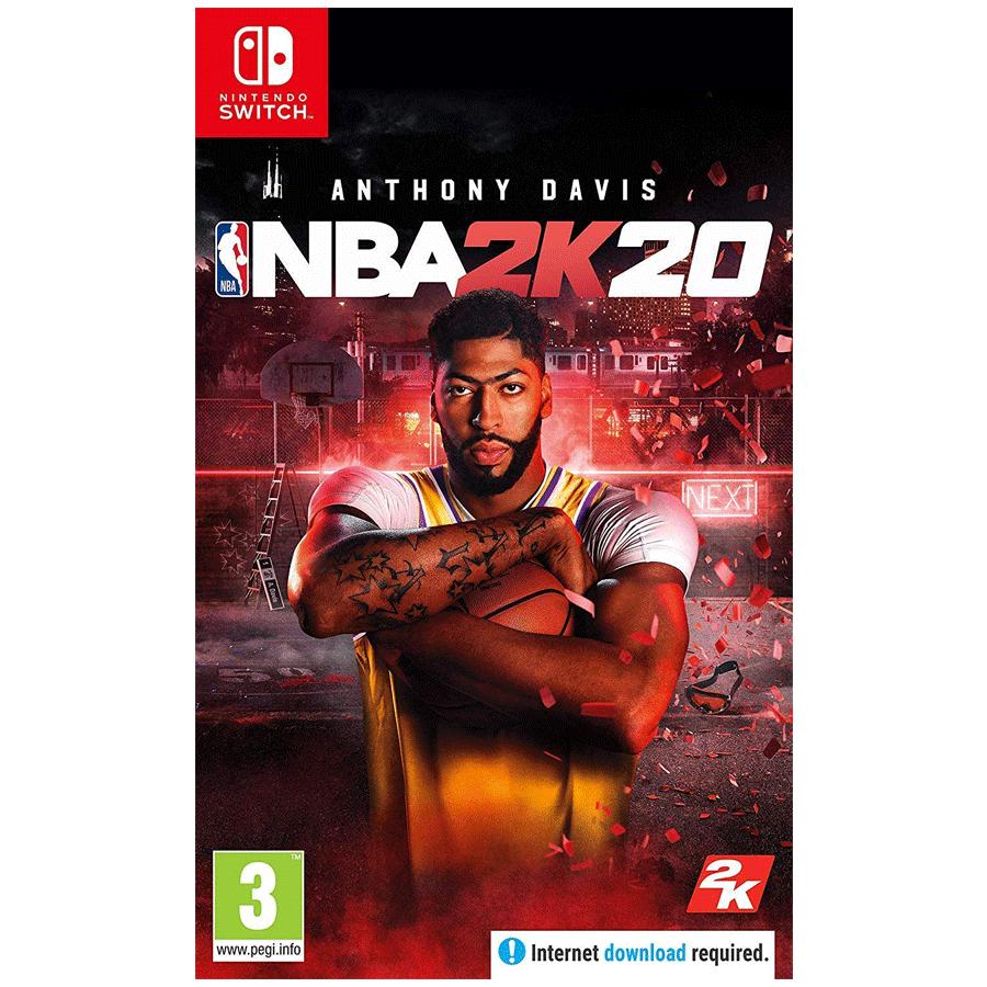Nintendo Switch Game (NBA 2K20)_1