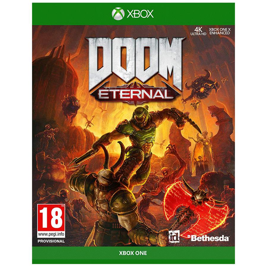 Xbox One Game (Doom Eternal)_1