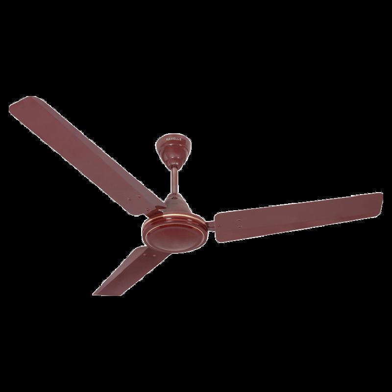 Havells Samraat 3 Blades Ceiling Fan (FHCSVSTBRN48, Brown)_1