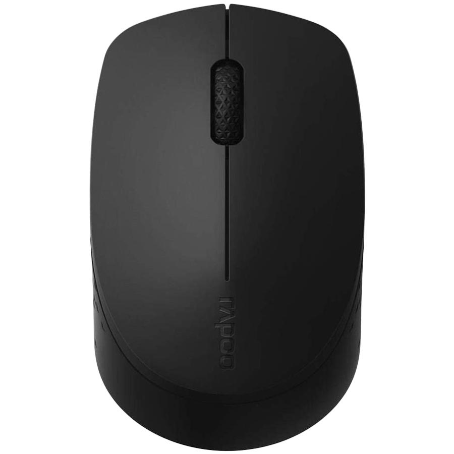 Rapoo M100 1300 DPI Bluetooth Wireless Mouse (Grey)_1