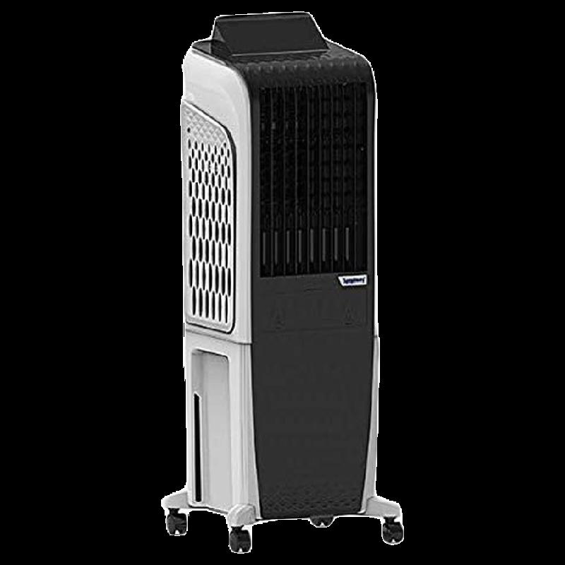 Symphony 30 Litres Tower Air Cooler (Pop-up Touchscreen, DIET 3D - 30I, Black)_1
