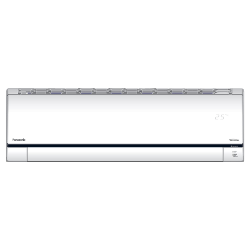 Panasonic Advance 2 Ton 4 Star Inverter Split AC (Wi-Fi Supported, Copper Condenser, CS/CU-WU24WKYXF, White)_1
