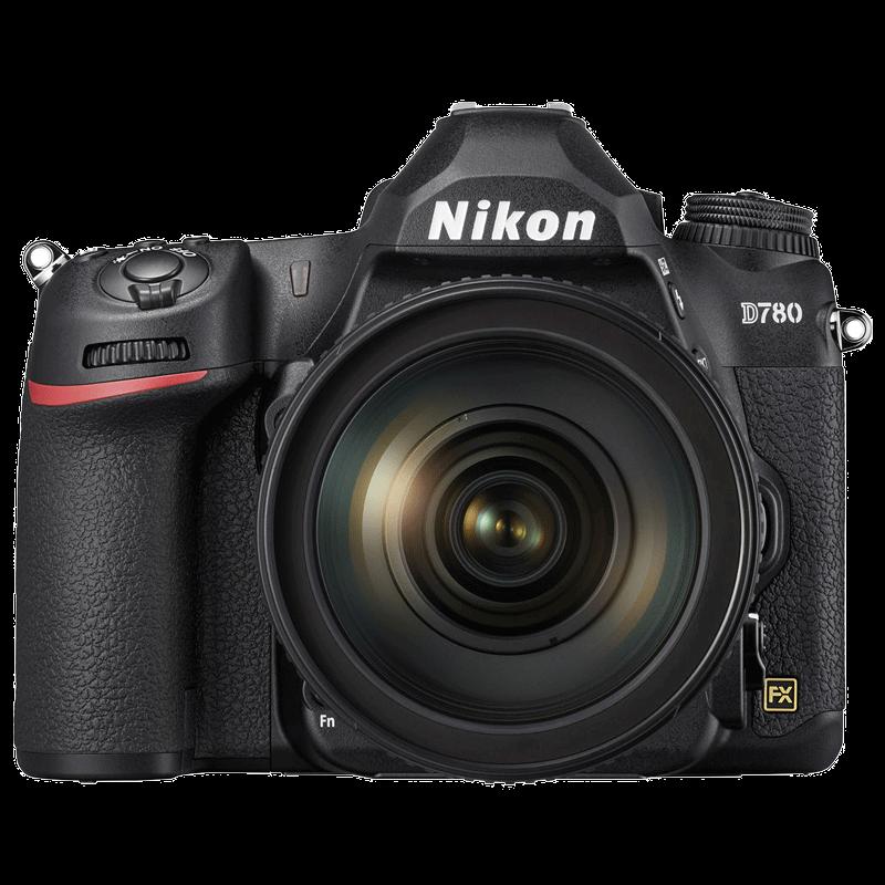 Nikon D780 25.28 MP DSLR Camera with 24-120 mm VR Lens_1