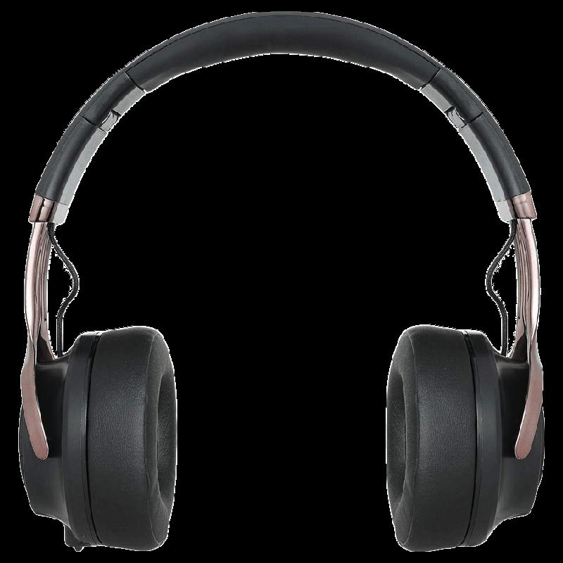 Lumiford LongDriveHD On-Ear Wireless Headphones (HD99, Black)_1