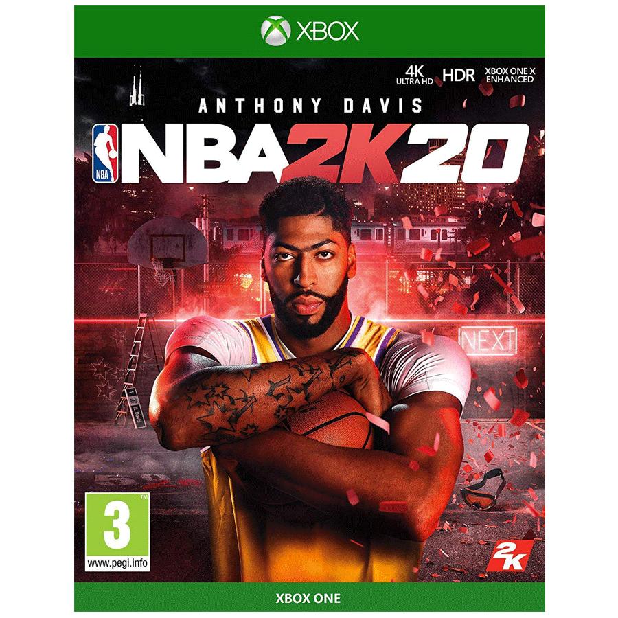 Xbox One Game (NBA 2K20)_1