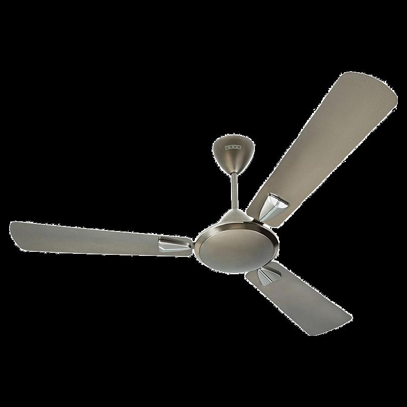 Usha Striker Galaxy 120cm Sweep 3 Blade Ceiling Fan (Dust Resistant, Silver Sage)_1
