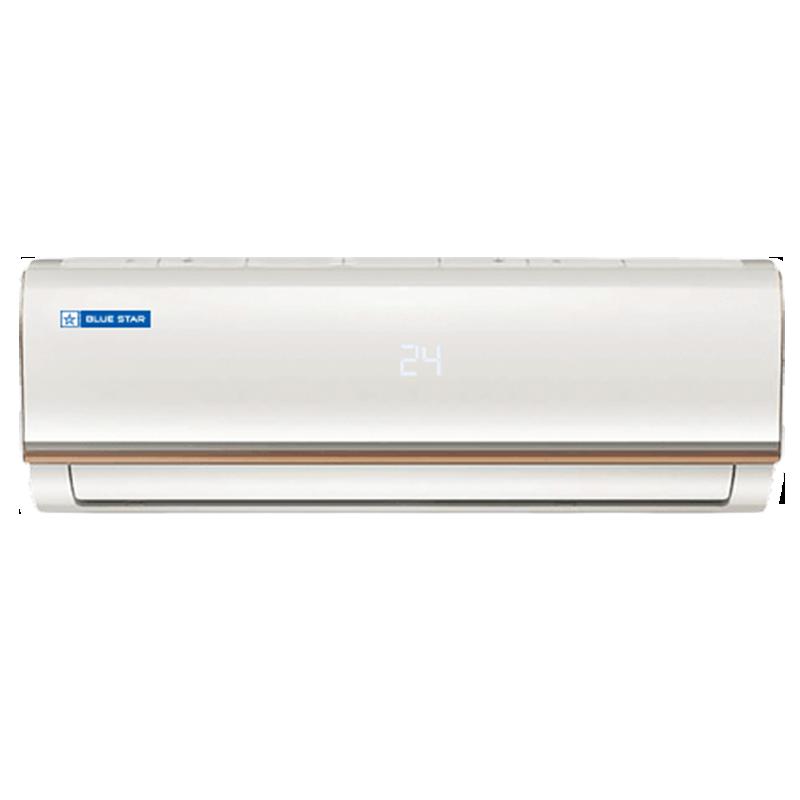 Blue Star R Series 1 Ton 3 Star Inverter Split AC (Copper Condenser, IC312RBTU, White)_1