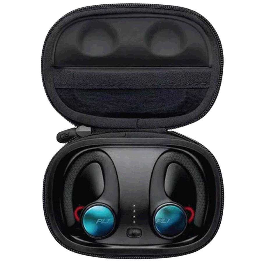 Plantronic Backbeat Fit In-Ear Truly Wireless Earbuds (3100, Black)_1
