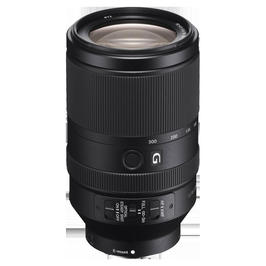 Sony FE SEL 70-300 mm F4.5-F5.6 OSS Lens (SEL70300G/CSYX, Black)_1