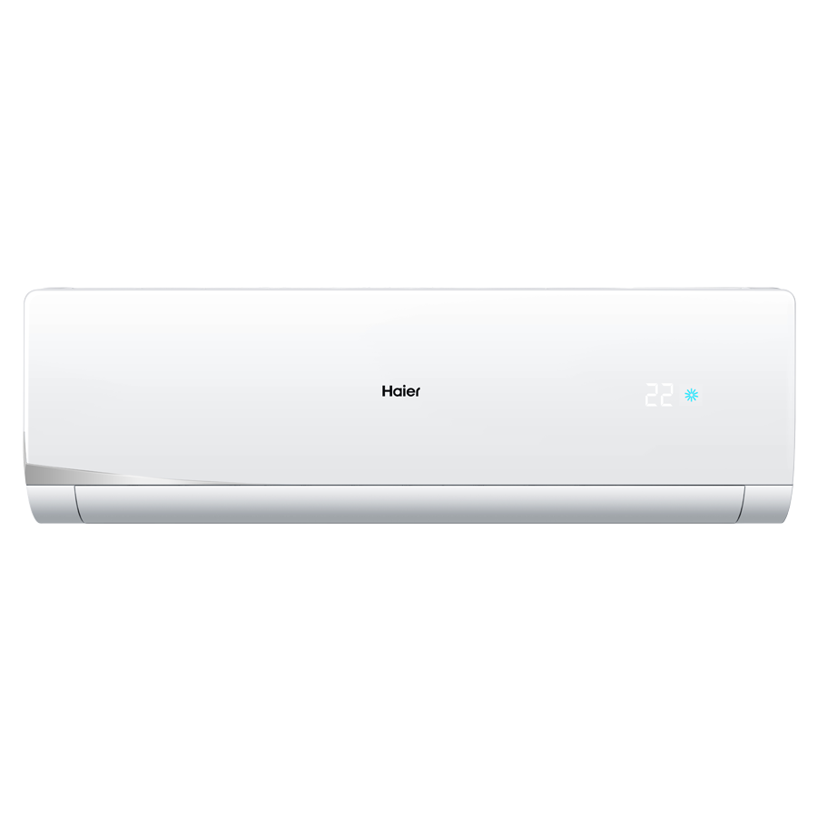 Haier 1 Ton 3 Star Inverter Split AC (CleanCool HSU-12NSS3A(DCINV), Copper Condenser, White)_1