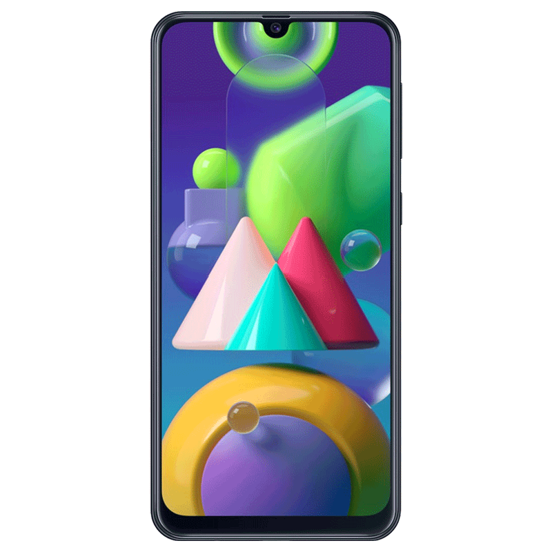 Samsung Galaxy M21 (Black, 128 GB, 6 GB RAM)_1