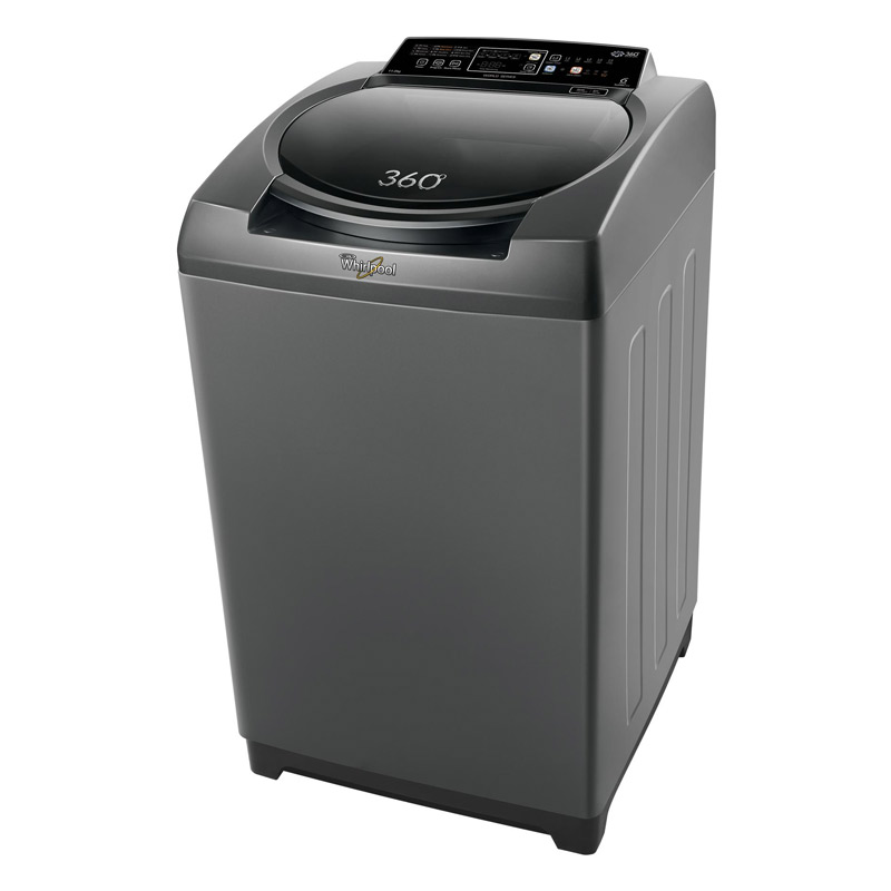 Whirlpool 11 kg Fully Automatic Top Loading Washing Machine (360WS80, Graphite)_1