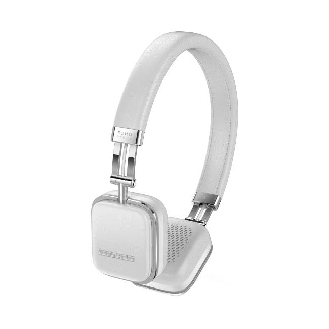 Harman Kardon Soho Bluetooth Wireless Headphone (White)_1