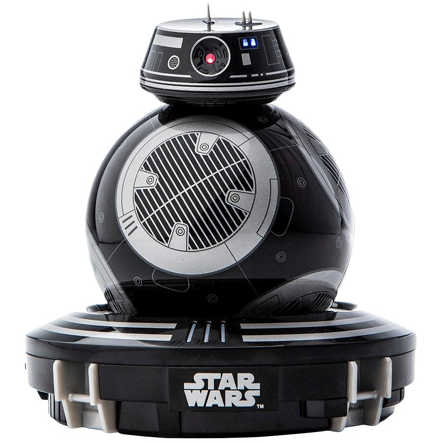 Sphero Robot App Enabled Droid (BB-9E, Black)_1