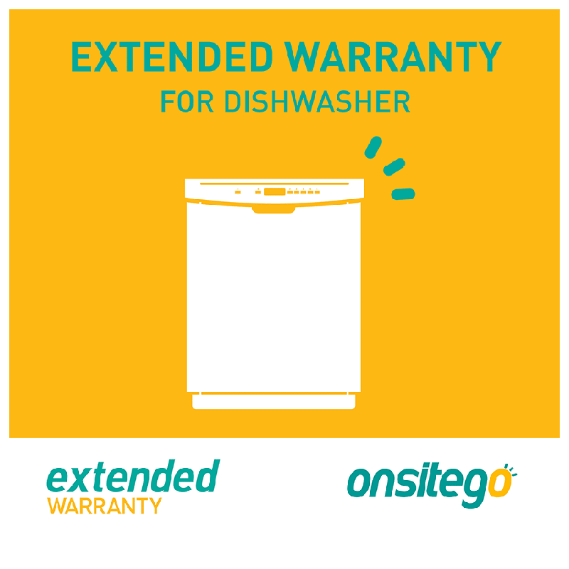 Onsitego 2 Year Extended Warranty for Dishwasher (Rs.150,000 - Rs.200,000)_1