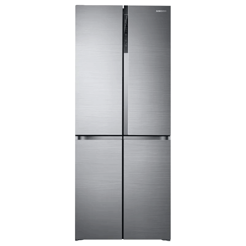 Samsung 594 Litres Frost Free Inverter French Door Refrigerator (Triple Cooling, RF50K5910SL/TL, Real Stainless)_1