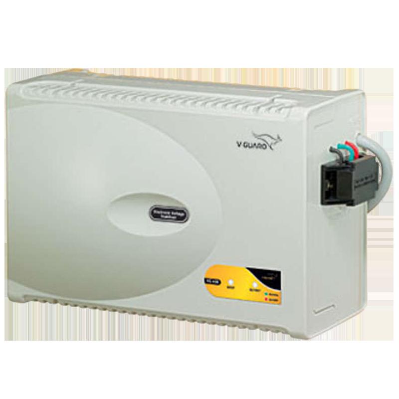 V-Guard Voltage Stabilizer (VG400, Grey)_1