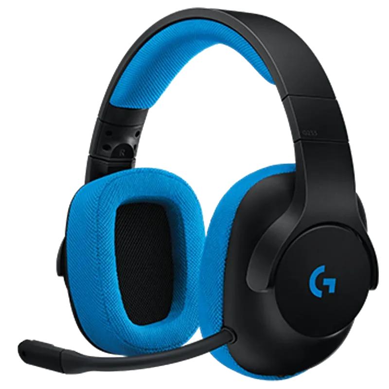 Logitech G233 Prodigy Wired Gaming Headphones (Black)_1
