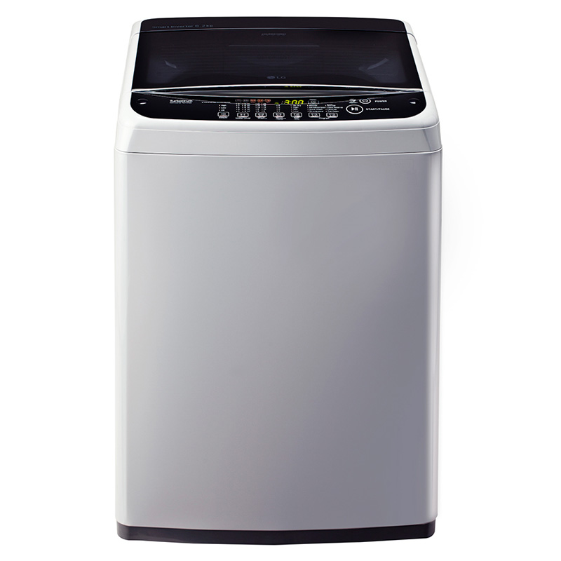 LG 6.2 kg Fully Automatic Top Loading Washing Machine (T7281NDDLG.ASFPEIL, Middle Free Silver)_1