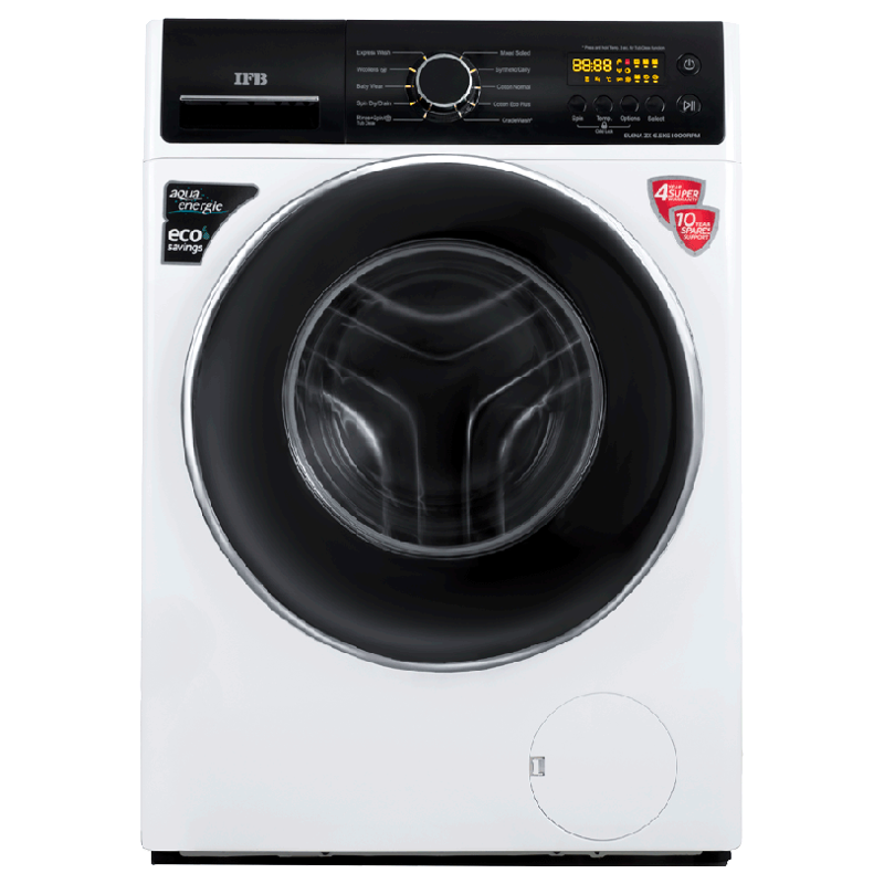 IFB 6.5 Kg 5 Star Fully Automatic Front Load Washing Machine (Elena ZX, White)_1