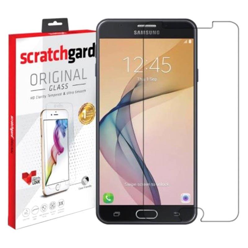 Scratchgard Tempered Glass Screen Protector for Samsung Galaxy J7 Nxt (Transparent)_1