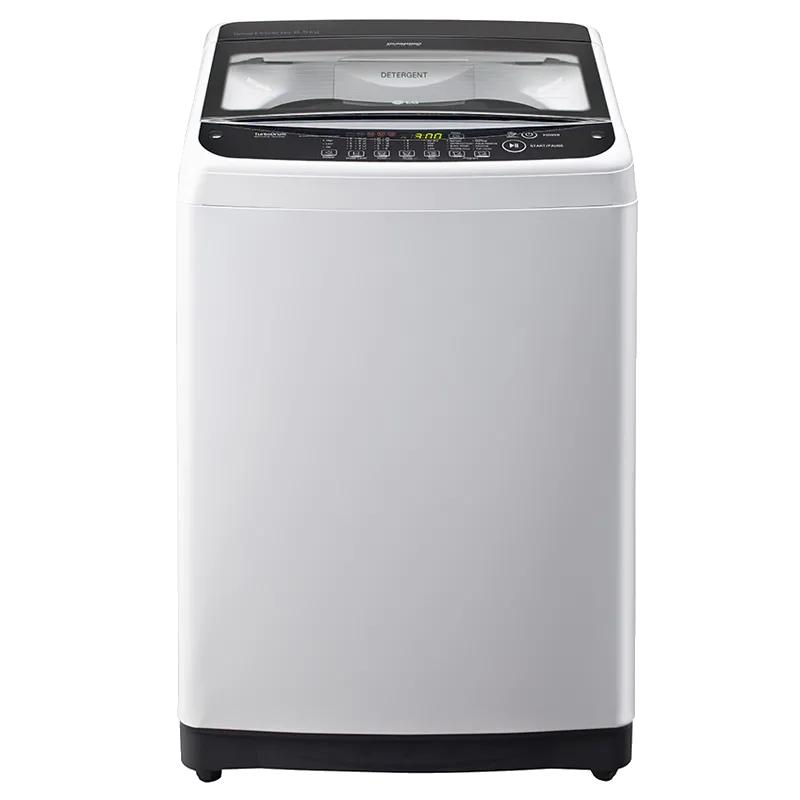 LG 6.5 kg Fully Automatic Top Loading Washing Machine (T7581NEDLZ, White)_1