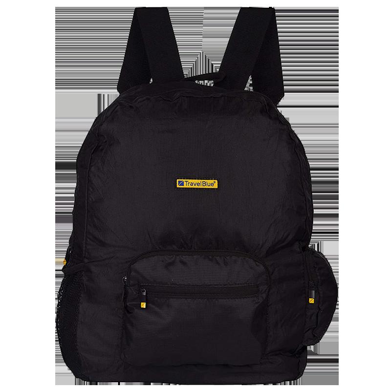 Travel Blue 20 Litres Foldable Backpack (TB-65, Black)_1