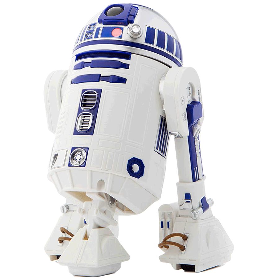 Sphero Robot R2-D2 Droid (R201ROW, White)_1