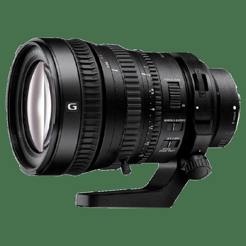 Sony SELP28135G Camera Lens (SELP28135G/CSYX, Black)_1