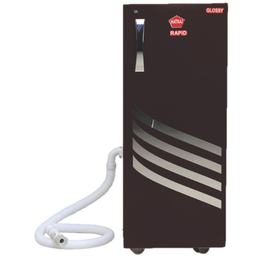 Natraj Rapid Flour Mill Machine (Glossy Maroon)_1