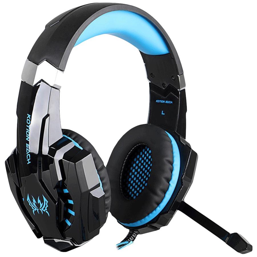 Kotion Each Over-Ear Headset (G9000, Blue/Black)_1