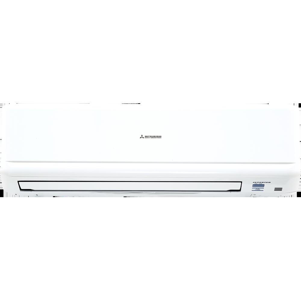 Mitsubishi 1 Ton 4 Star Inverter Split AC (Hyper SRK/C13YW-W6, Copper Condenser, White)_1