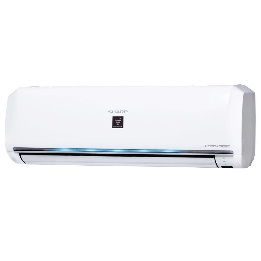 Sharp 1.5 Ton 5 Star Inverter Split AC (Copper Condenser, AH-XP18WHT, White)_1