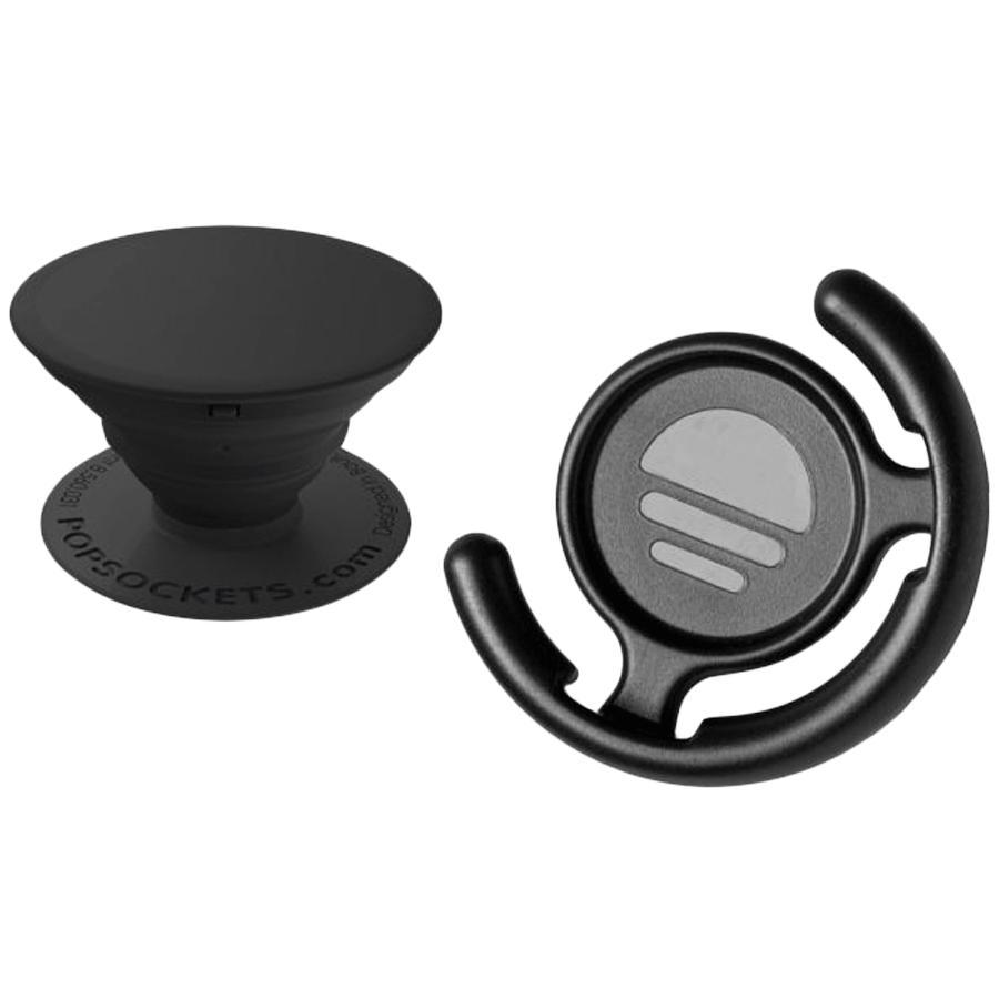 Popsocket Grip and Mount Combo Mobile Holder (405000, Black)_1