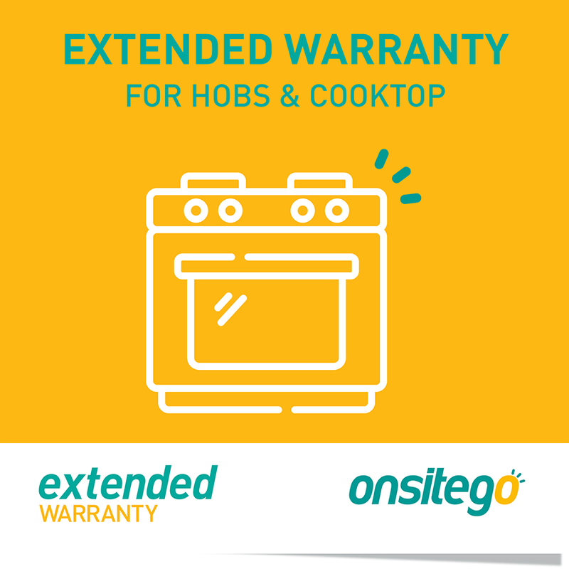 Onsitego 2 Year Extended Warranty for Hob (Rs.25,000 - Rs.30,000)_1