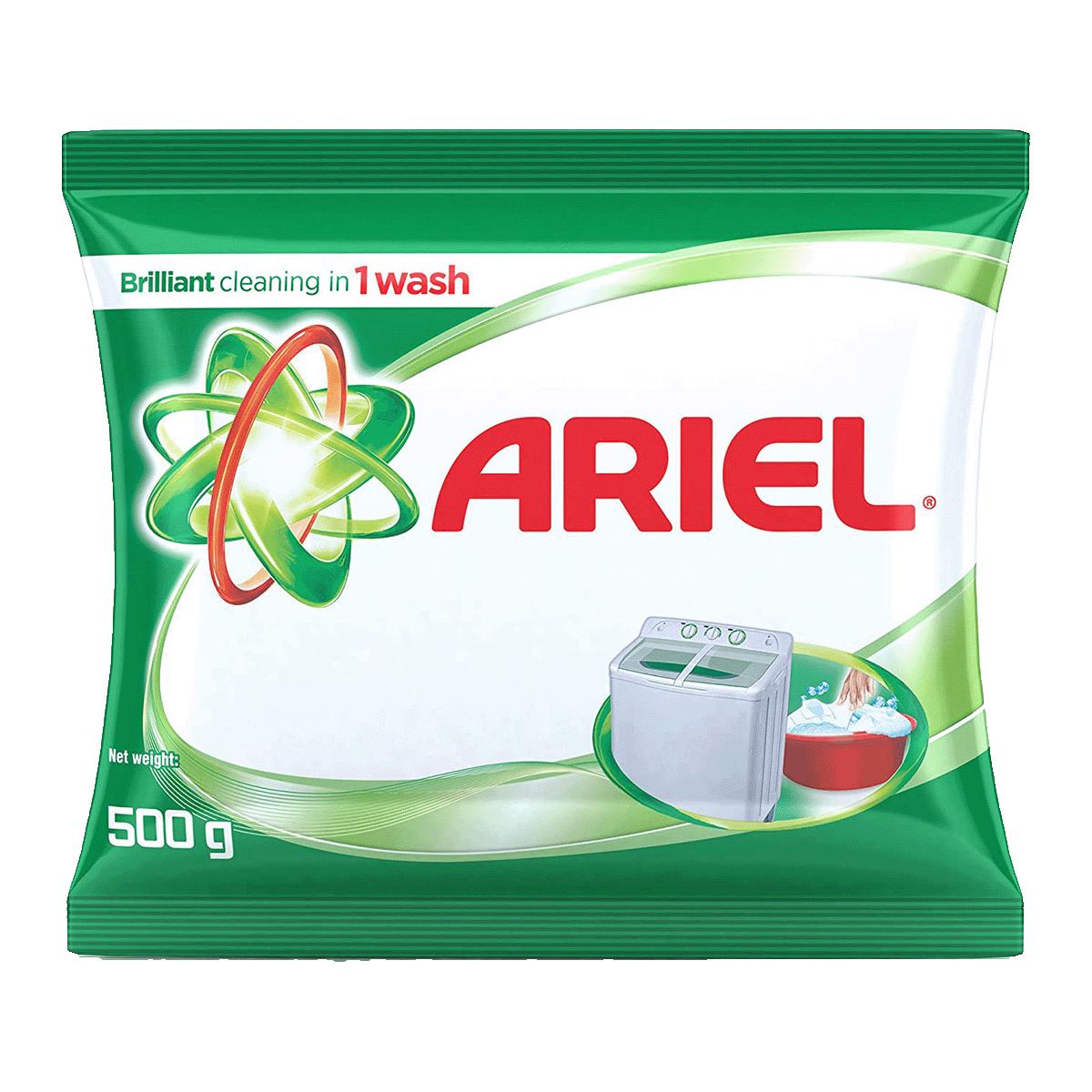 Ariel Matic Top Load 500gm detergent_1