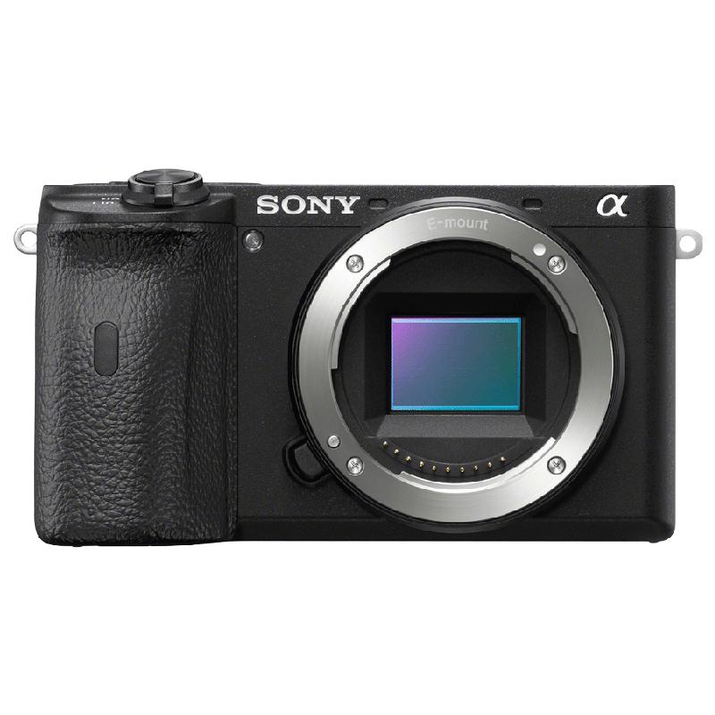 Sony ILCE-6600/B IN5 DSLR Camera Body Only (Black)_1