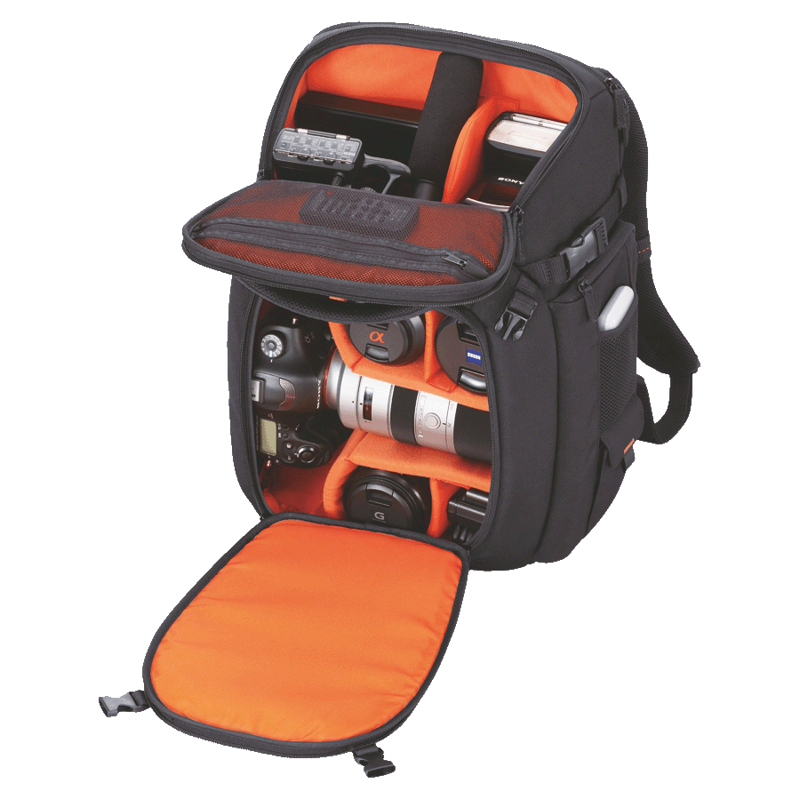 Sony Pro-Style Camera Backpack Freebie_1