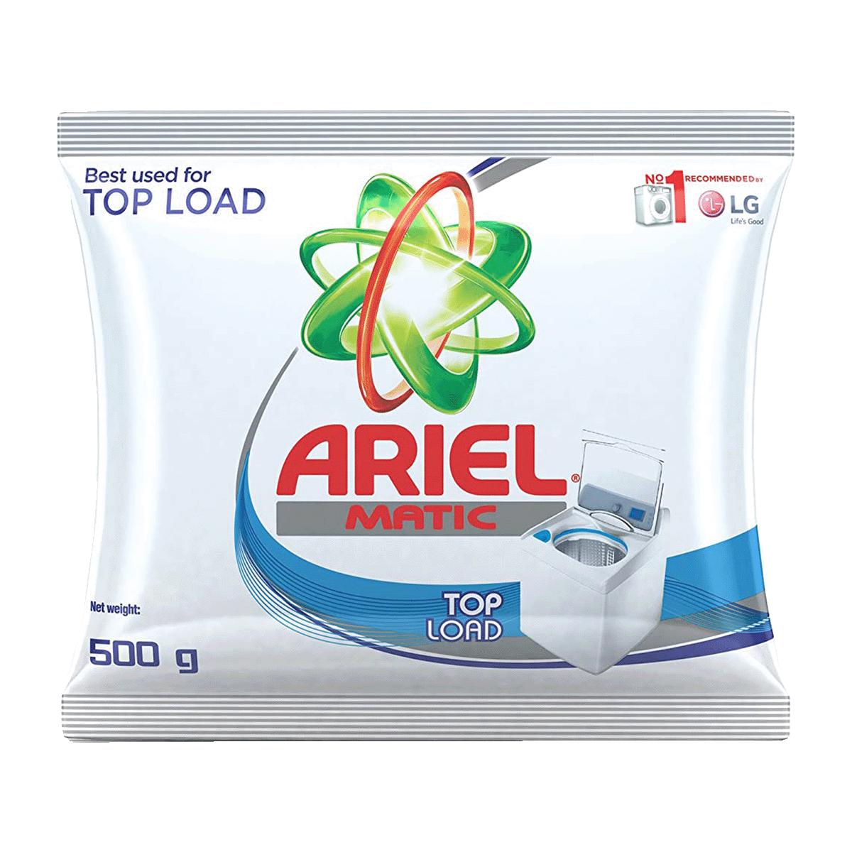 Ariel Matic Front Load 500gm detergent_1