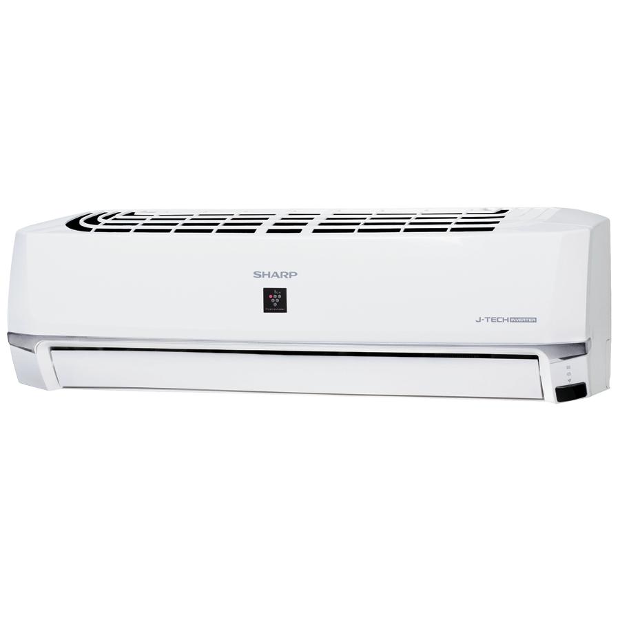 Sharp 2 Ton 3 Star Inverter Split AC (Copper Condenser, AH-XP22WMT, White)_1