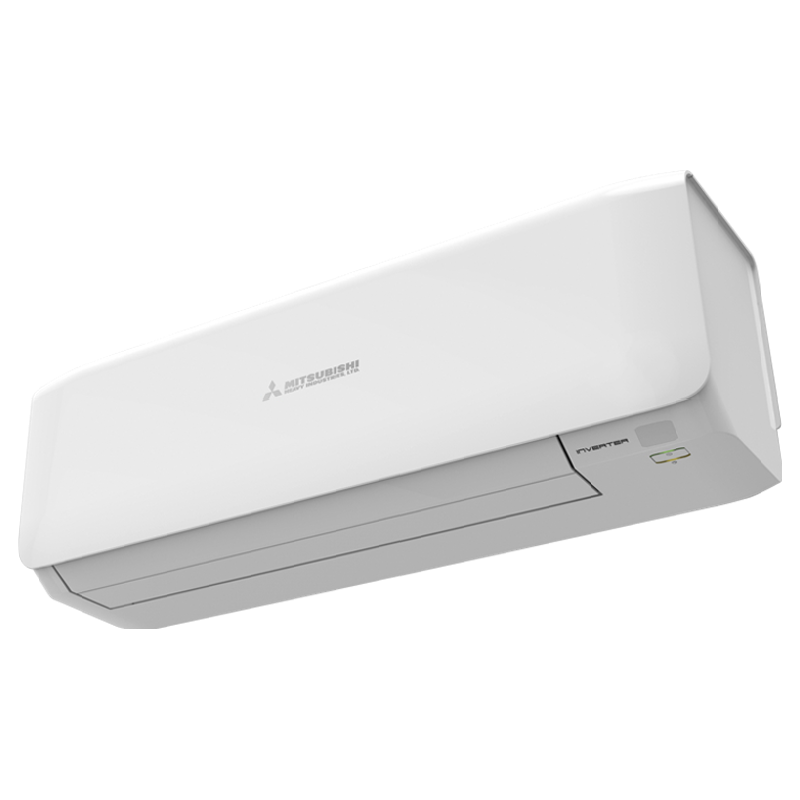 Mitsubishi Heavy Industries Turbojet 2.3 Ton 5 Star Inverter Split AC (Hot and Cold, Air Purification Function, Copper Condenser, SRK71ZR, White)_1