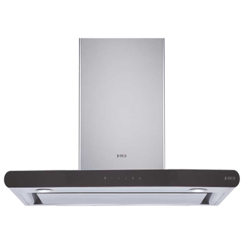Elica Galaxy 60cm 3D Filter Wall Mount Chimney (EDS HE LTW 60 T4V LED, Stainless Steel)_1