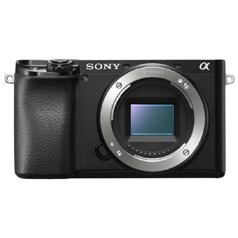 Sony ILCE-6100/B IN5 DSLR Camera Body Only (Black)_1